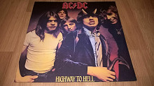 AC/DC (Highway To Hell) 1979. (LP). 12. Vinyl. Пластинка. NM/NM.