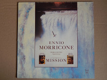 Ennio Morricone ‎– The Mission (Original Sound Track From The Film) (Virgin ‎– T-207.908, Spain) EX+