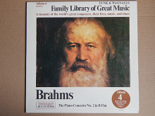 Brahms ‎– The Piano Concerto No. 2 In B Flat (RCA Custom ‎– FW-304, US) NM/NM-