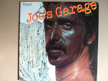 Frank Zappa ‎– Joe's Garage Acts I-III (Globus International ‎– 210076-1311, Czechoslovakia) insert,