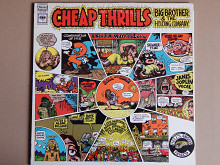Big Brother & The Holding Company ‎– Cheap Thrills (Columbia ‎– KCS 9700, US) NM-/NM-