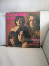 Пластинка SHOCKING BLUE sensational (rare)