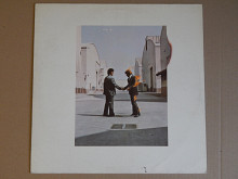 Pink Floyd ‎– Wish You Were Here (Harvest ‎– 1 C 062-96 918, Germany) insert EX+/EX+
