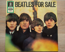 The Beatles ‎– Beatles For Sale EMI Electrola Germany 1978 г NM/EX