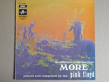 "Pink Floyd ‎– Soundtrack From The Film ""More"" (Columbia ‎– 2C 064-04096, France) EX+/NM-"