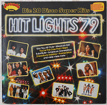 Various ‎– Hit Lights '79