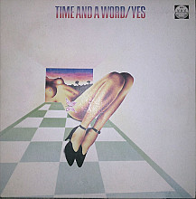 Yes - Time and a world (Russian Disc ‎– R60 00507)