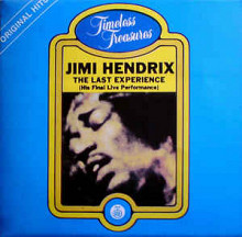 Jimi Hendrix – The last Experience (RTB made in Yuogoslavia 2223783)