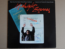 Giorgio Moroder ‎– Midnight Express (Casablanca ‎– 9128 018, France) EX+/NM-