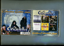 "Продам CD Cinderella ""Golden Collection 2000"""