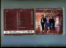 "Продам 2 CD Smokie ""Their Greatest Hits"" + 1 bonus – 2002"