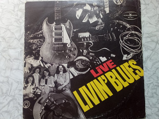 LP Livin' Blues - Live