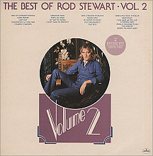 "Rod Stewart  ""The Best Of Rod Stewart. Vol. 2"" - 2 LP."
