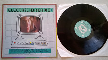 ELECTRIC DREAMS ( Jeff Lynn - ELO, Giorgio Moroder… )
