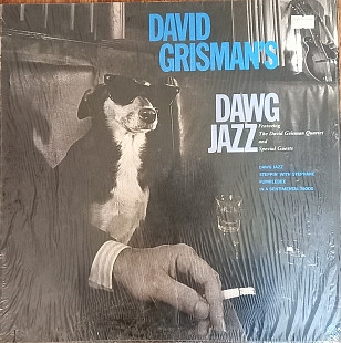 DAVID GRISMAN'S Dawg Jazz / Dawg Grass Warner Bros. Records Inc. ‎– 92. 3804-1