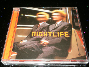"Pet Shop Boys ""Nightlife"" фирменный."