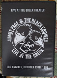 "Jimmy Page & The Black Crowes-1999 ""Live At The Greek Theater"""