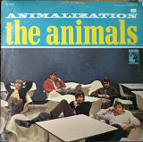 The Animals-Animalization 1966 (US) [EX / EX-]