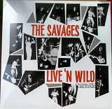 The Savages-Live 'N Wild 1966 (EU 2017) [Sealed]