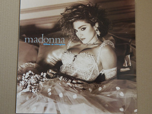 Madonna ‎– Like A Virgin (Sire ‎– 925 157-1, Germany) insert NM-/NM-