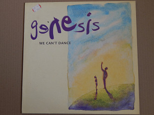 Genesis ‎– We Can't Dance (Virgin ‎– GEN LP3, UK) inserts NM-/NM-/NM-