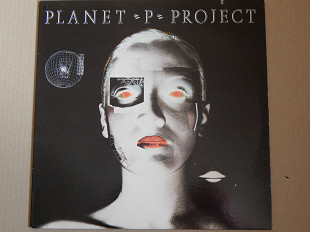 Planet P Project ‎– Planet P Project (Geffen Records ‎– GHS 4000, US) insert NM-/NM-