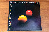 Wings ‎– Venus And Mars SMAS-11419 US 1975 EX/EX-