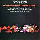 The Allman Brothers Band ‎– Beginnings