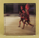 Paul Simon ‎– The Rhythm Of The Saints (Европа, Warner Bros. Records)