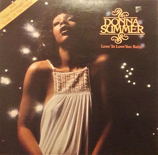 "Donna Summer ""Love to Love You Baby"""