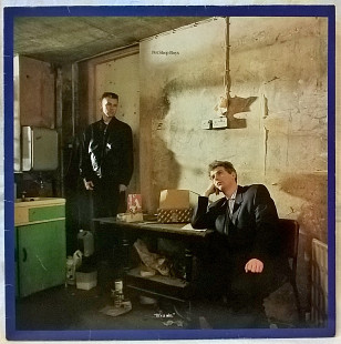 Pet Shop Boys ‎- It's A Sin - 1987. (LP). 12. Vinyl. Пластинка. Holland.