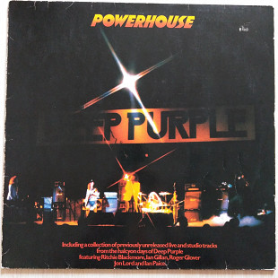 Deep Purple – Powerhouse \Purple Records – 1C 064-60 072 \LP, Compilation, Germany\1978\VG\VG+