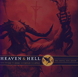 Heaven & Hell ‎– The Devil You Know (2LP)