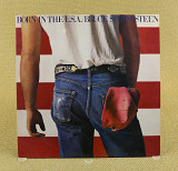 Bruce Springsteen – Born In The U.S.A. (Англия, CBS)