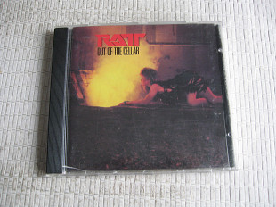 RATT / out of the cellar / 1984