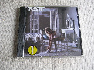RATT / invasion of your priacy / 1985