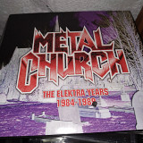 METAL CHURCH- 3 CD