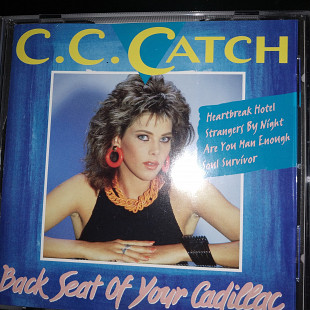 CC CATCH ''BACK SEAT OF YOUR CADILLAC''CD