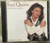 Suzi Quatro ‎– What Goes Around - Greatest & Latest [Europe CMC Records ‎– CMCD92000]