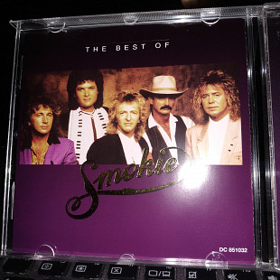 SMOKIE ''THE BEST ''CD