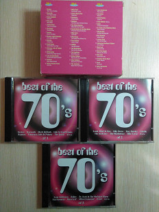 Best Of The 70's\ 3CD \Sony Music Media\Germani\1998\