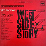 WEST SIDE STORY Soundtrack 1965(82) Holl CBS NM\NM GF