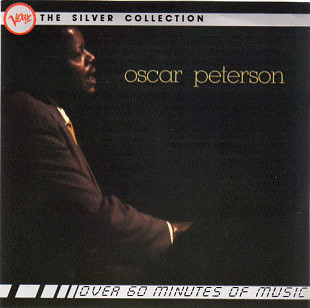 Oscar Peterson ‎– The Silver Collection