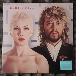 Eurythmics - Revenge, 1986. Винил, Пластинка, Вініл, LP, Vinyl