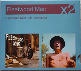 Fleetwood Mac - Fleetwood Mac/Mr. Wonderful. 2CD. Made in EU (1968)