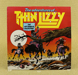 Thin Lizzy – The Adventures Of Thin Lizzy (The Hit Singles Collection) (Англия, Vertigo)
