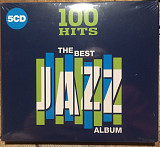5 CD 100 Hits - Jazz