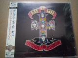 Guns'n'Roses - Appetite for Destruction'87 SHM-CD Japan