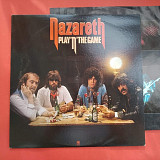Nazareth - Play'N'The Game , 1976 / SP 4610 , usa , m- //m-/vg++
