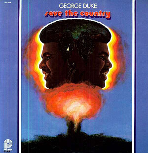 GEORGE DUKE Save The Country 1970\78 USA Pickwick EX+\Запечатан